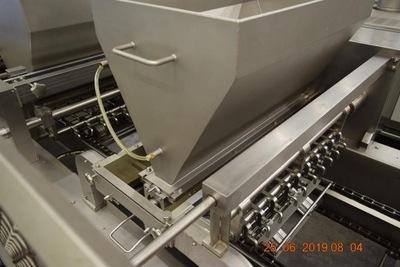 Линия для производства печенья MASDAC Manju 9000