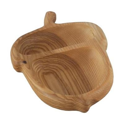 Drewniana misa, miseczka pojemnik wielofunkcyjny