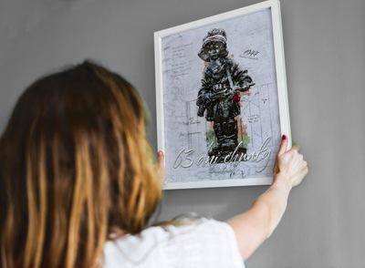 Сувениры, Плакаты Русалка Старый Город ВП