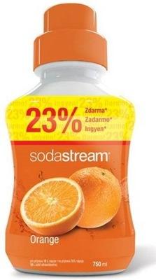 концентрат сироп Сок SODASTREAM Апельсин 750 мл