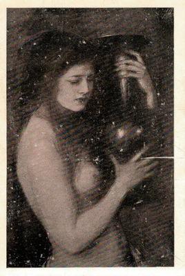 Открытка Carte postale Axentowicz  1908
