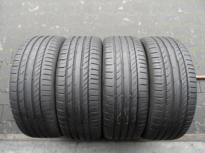 4X opony 235/45R19 CONTINENTAL CONTISPORTCONTACT 5