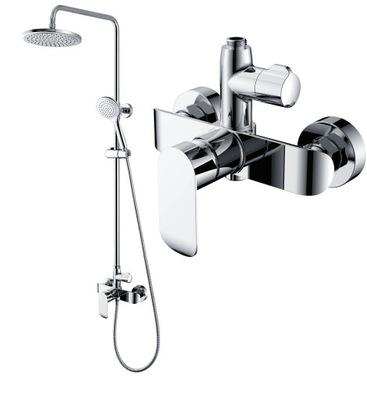sprchové SÚPRAVY DESZCZOWNICA STĹPEC F-025