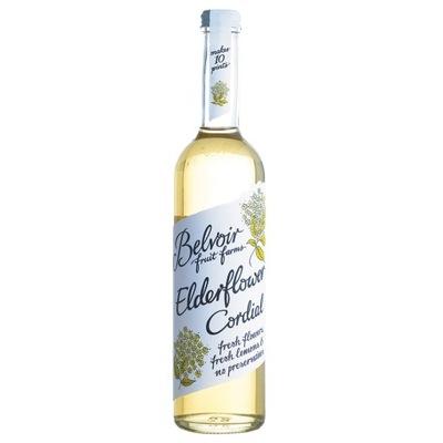 Belvoir Elderflower Cordial - сироп из цветов сирени