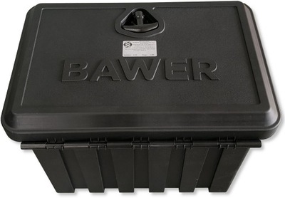 TRVANLIVÉ TOOL BOX BAWER 600 72L AUTOBUS TIR