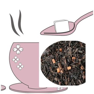 KORZENNY PU-ERH - herbata czerwona (50 g) PYCHA