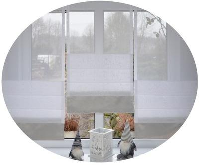 панель, как жалюзи римская экран шторный, ширина 50см