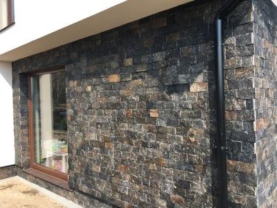 камень натуральный фасадный Снаружи , на стену