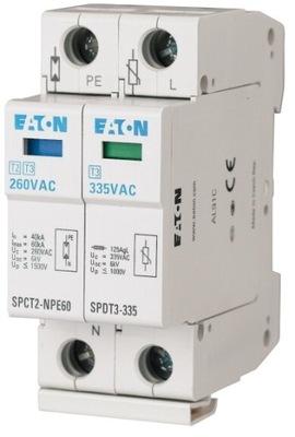 EATON prepäťovú ochranu SPDT3-335-1+NPE 170487