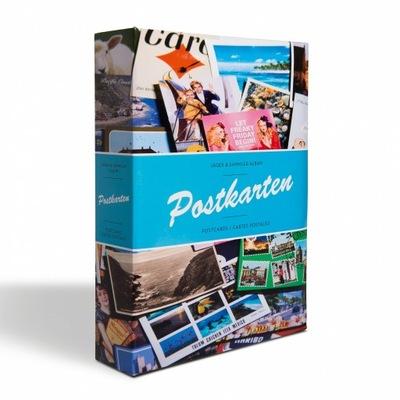 Альбом на 200 почтовых открыток - Leuchtturm