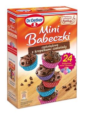 мини Шоколадные Кексы 245g Dr. Oetker
