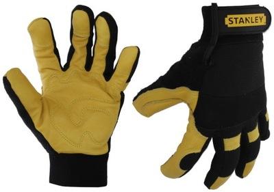 Стэнли SY750L перчатки BHP монтажные работы кожа
