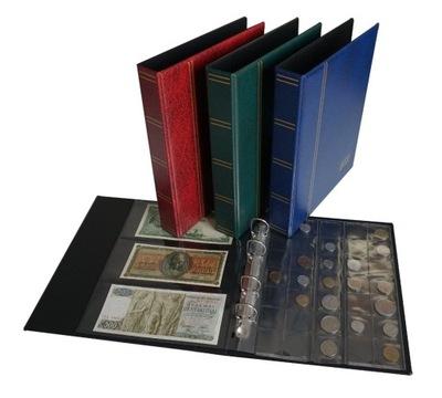 Кластер / Альбом на Монеты и банкноты