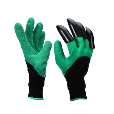 перчатки перчатки садовое КОГТИ Граб С КОГТЯМИ