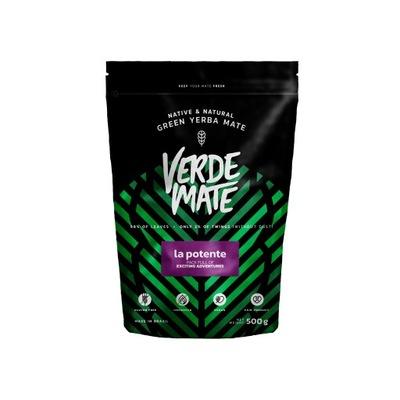 Yerba Verde Mate green La Potente Ноль ,5 кг 500?