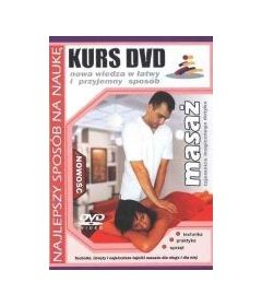 MASAŻ kurs DVD Tajemnice magicznego dotyku