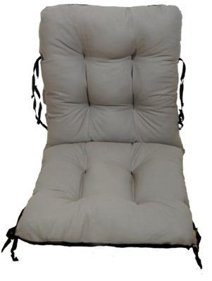 подушка стул садовое лежак 48x48x48 сталь