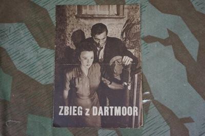 Совпадение с Дартмур листовка кинематографический  британский
