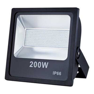 HALOGEN NAŚWIETLACZ LAMPA LED SLIM 200w REFLEKTOR