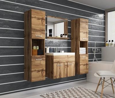 комплект мебель для ванной комнаты Мичиган большой
