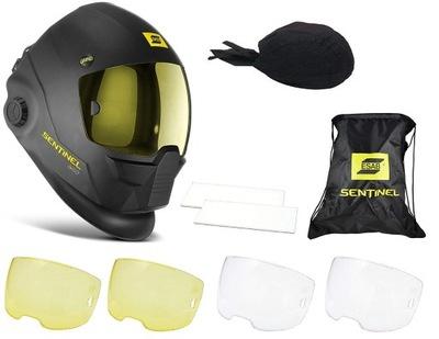 Козырек instagram шлем автомат Esab SENTINEL A50