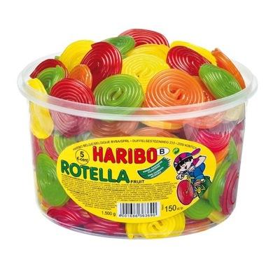Haribo Мишки гамми Rotella Улитка 150 ??  с Германии