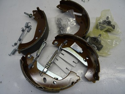 Peugeot, citroen Барабанный механизм 424232