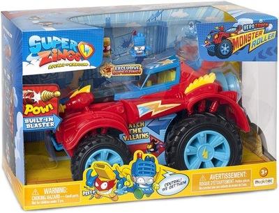 MagicBox Super Zings Monster Roller Hero seria 4