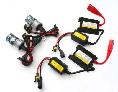 Комплект HID SLIM H7 КСЕНОН лампами накаливания ксеноновый свет H1 H11 H4