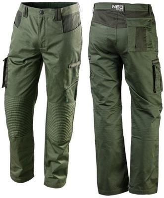 Neo брюки рабочие CAMO Olive разм. . XL /Instagram четыре 81-222