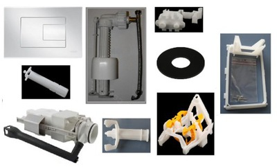 Technic Полный комплект ремонтный стойки туалет