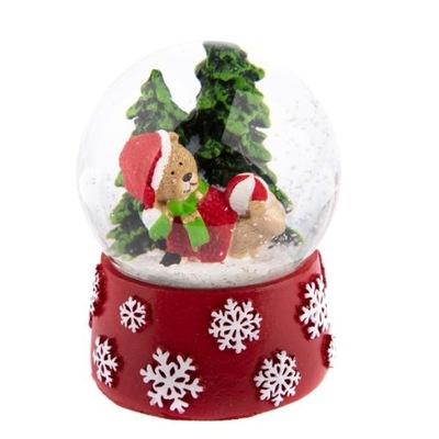 ??? снежная насос с дедом Морозом новогодняя подарок