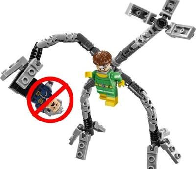 Lego Marvel@@ DOC OCK Z MACKAMI @@ figurka z 76059