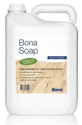 Bona Mydlo mydlo pre olejované podlahy 5L