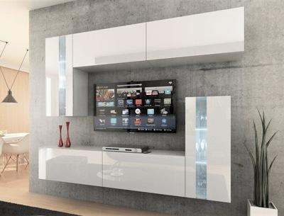 Стенка комплект Мебель Салон блеск витрина C30