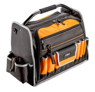 Neo сумка инструментальная коробка monterska жесткая