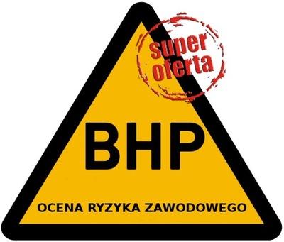 Дровосек / pilarz - оценка рисков безопасности и гигиены ТРУДА