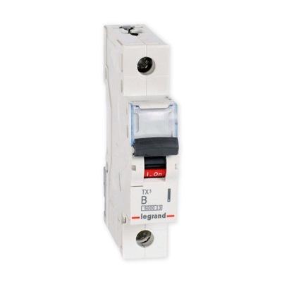 LEGRAND Выключатель максимального тока S301 1P B16A 403357