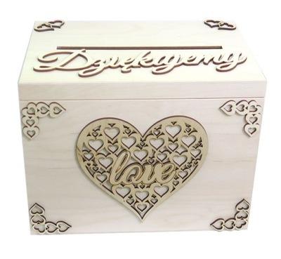 коробка коробка конверты свадьба украшения