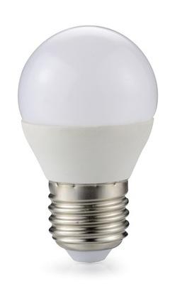 Лампа LED E27 5W G45 ??? 450lm ОЧЕНЬ ТЕПЛАЯ 79335