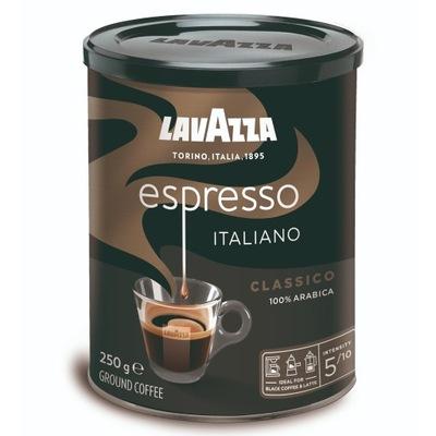 кофе молотая Lavazza Espresso 250 г - банка