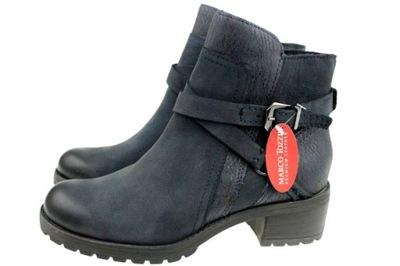 Rieker Antistress Botki L3491 Art shoes 41