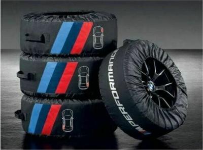 CON BMW M-PERFORMANCE FORRO AL RUEDAS 36132461758
