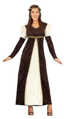 Strój Księżniczka Dama Średniowiecza 88197 M