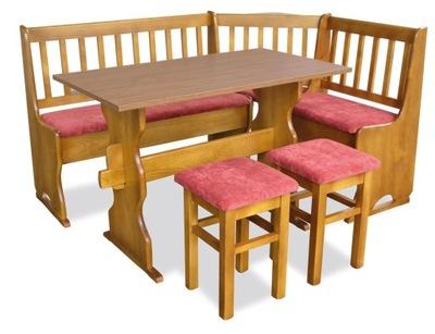 Угол Кухня W14 стол стул - комплект