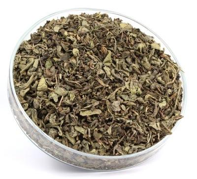 чай зеленый LA TOUAREG с МЯТОЙ С МЯТОЙ 50г