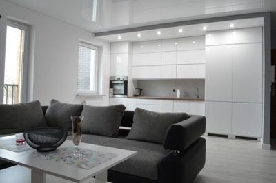 Кухня - 3D-проект, фасады ??? , лак, блеск .