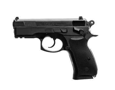 Wiatrówka Pistolet CZ 75D Compact 4,5 BB + GRATIS