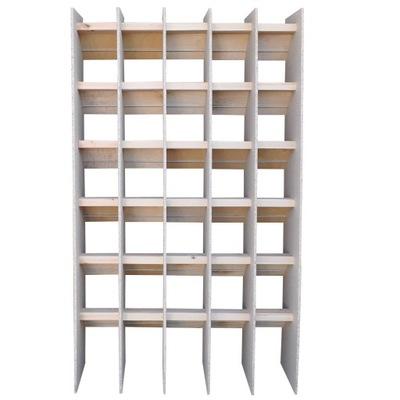 Стеллаж для вдовы - простой -30 окна