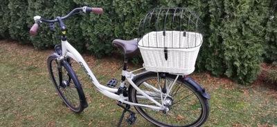 Корзина корзина плетеный на велосипед,БАГАЖНИК - СОБАКИ-КОШКИ